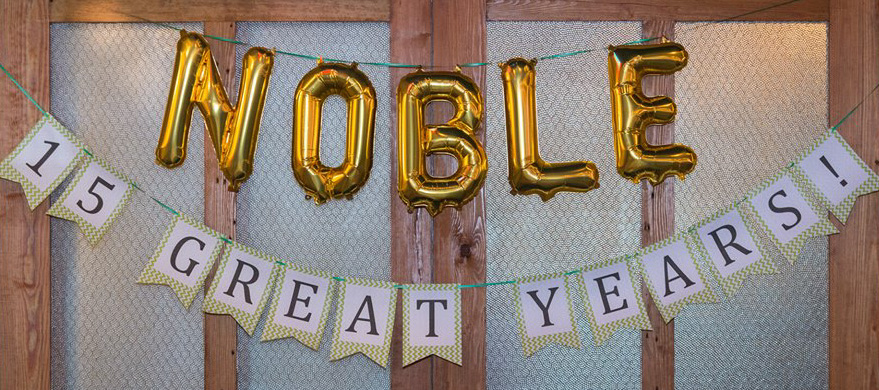 Noble Mortgage Celebrates 15th Anniversary
