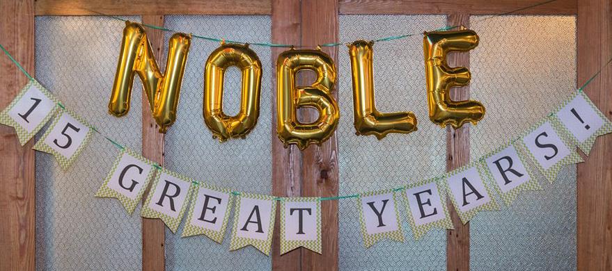Noble Mortgage Celebrates 15th Anniversary